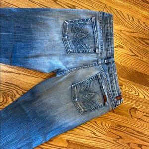 7 for All Mankind Jean Woman's